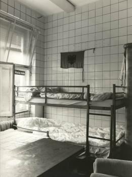 Behelfsheim für Flüchtlinge, Wipperfürth, 1993