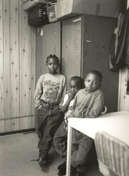 Kinder aus Zaire