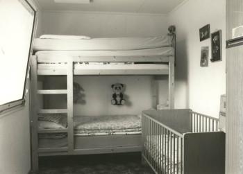 Kinderschlafzimmer der libanesichen Familie